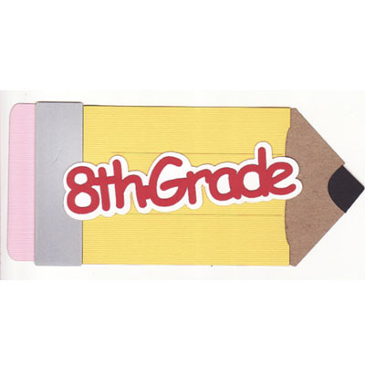 8th grade logo